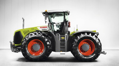 Claas-Xerion
