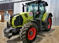 Used: Claas Arion 620 CIS